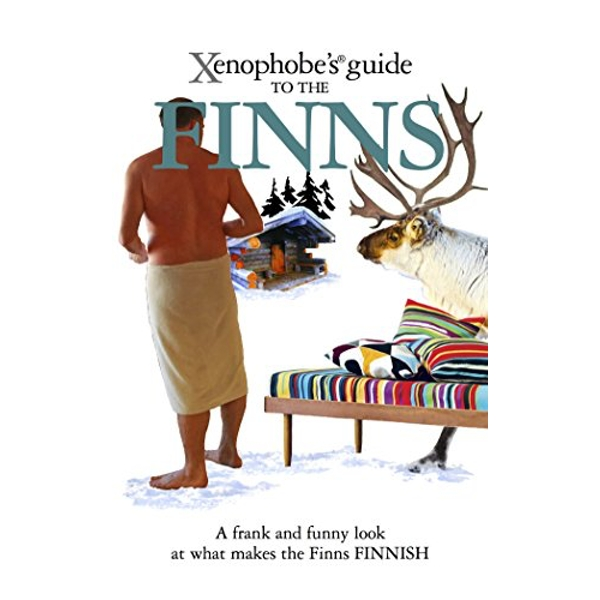 The Xenophobe's Guide to the Finns by Tarja Moles (Paperback, 2011)