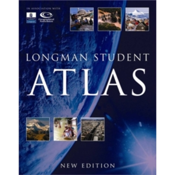 Longman Student Atlas by Olly Phillipson (Paperback, 2005)