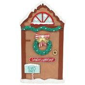 Santa's Workshop Door