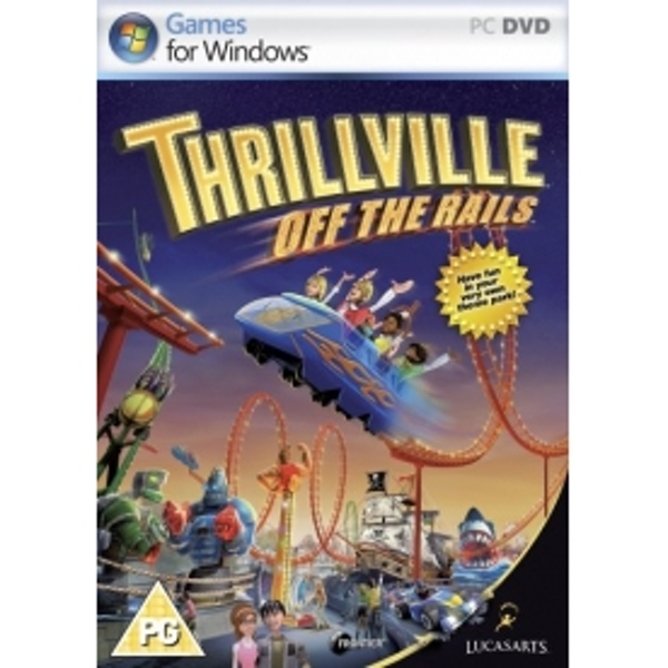 Thrillville 2 Off The Rails Game PC