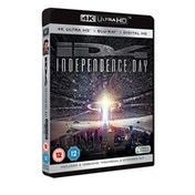 Independence Day 4KUHD   Bluray