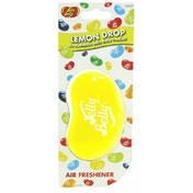 Jelly Belly Lemon Drop 3D Car/Home Air Freshener