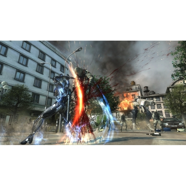 Metal Gear Rising Revengeance Game Xbox 360 - Image 4