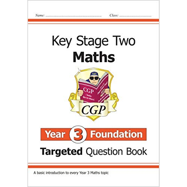 New KS2 Maths Targeted Question Book: Year 3 Foundation  Paperback / softback 2018