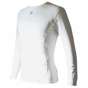 PT Base-Layer Long Sleeve Crew-Neck Shirt X.Large White