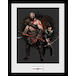 God of War Kratos and Atreus Collector Print - Image 2