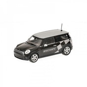 Minichamps 1:43 Mini Cooper Clubman 2008 Black Metallic