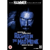 Rasputin The Mad Monk DVD