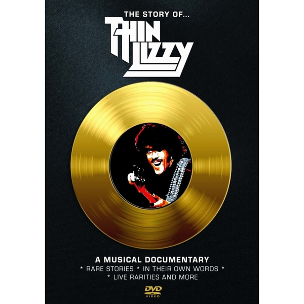 Thin Lizzy The Story Of DVD
