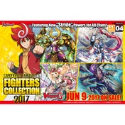 CardFight Vanguard TCG Fighters Collection 2017 (10 Packs)