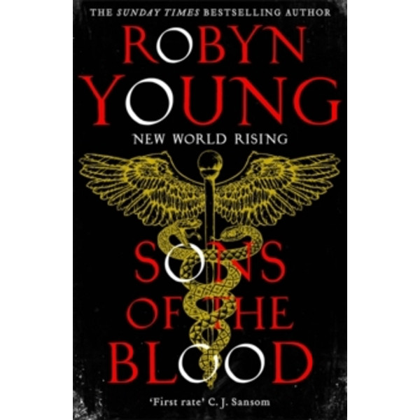 Sons of the Blood : New World Rising Series Book 1