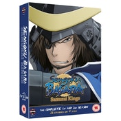 Sengoku Basara Complete Season 1 and 2 Collection DVD
