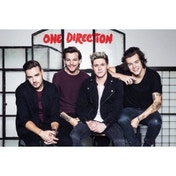 One Direction Stools Maxi Poster