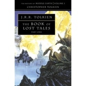 The Book of Lost Tales 1 (The History of Middle-earth, Book 1) by Christopher Tolkien (Paperback, 1991)