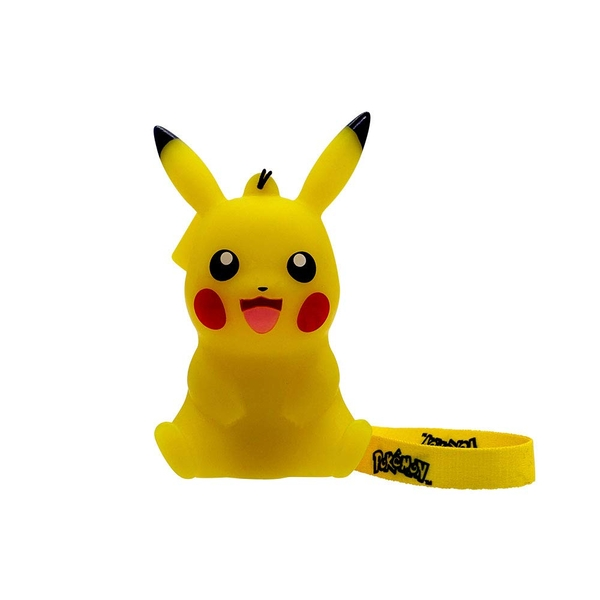 Pikachu Pokemon Light-up Figurine with Hand-Strap