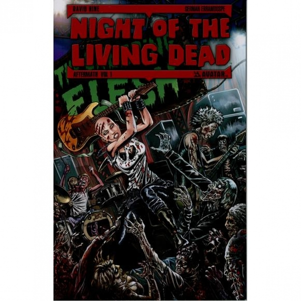 Night Of The Living Dead Aftermath Volume 1
