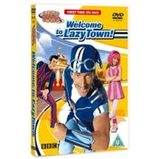 Welcome To Lazy Town DVD
