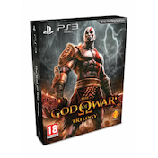 The God Of War Trilogy Game PS3