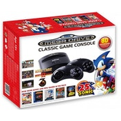 Arcade Classic Mega Drive Wireless 80 Games Sonic 25th Anniversary Edition 3-Pin Console