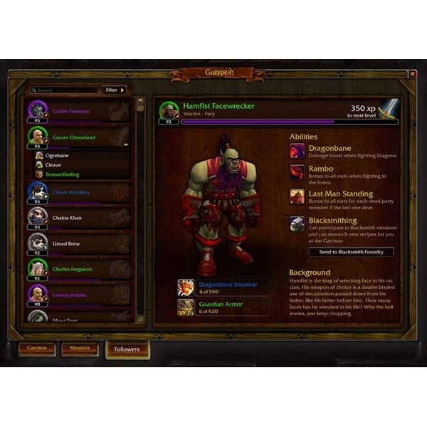 World of Warcraft Warlords of Draenor Collector's Edition Expansion PC Game - Image 3