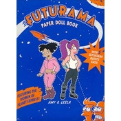 Futurama Paper Doll Book
