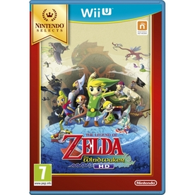 The Legend of Zelda The Wind Waker HD Game Wii U (Selects)