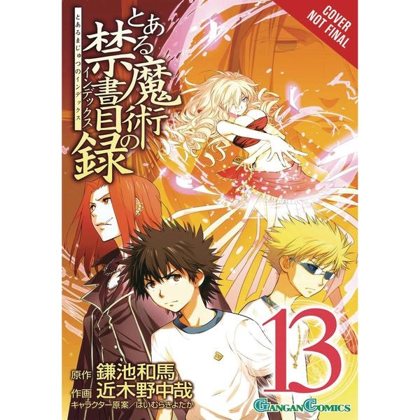 Certain Magical Index: Volume 13