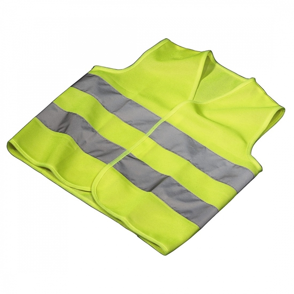 Automotive Children's Safety Vest Neon Yellow