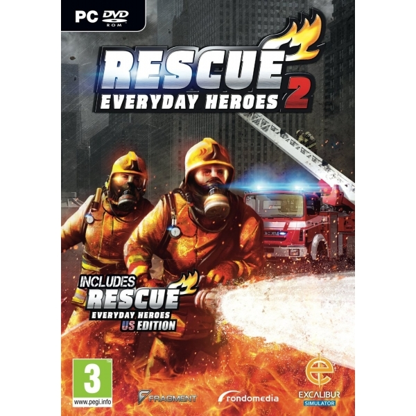 Rescue 2 Everyday Heroes Special Edition PC Game - Image 1