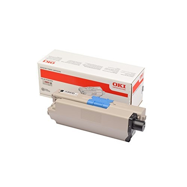 OKI 46508716 Toner Cartridge - Black