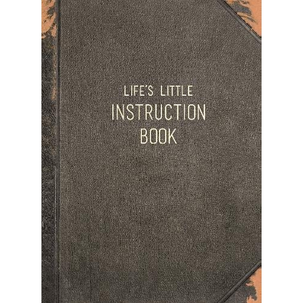 Life's Little Instruction Book: Wise Words for Modern Times by Summersdale Publishers (Hardback, 2017)