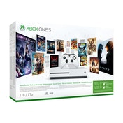 Microsoft Xbox One S 1TB Solus Console Starter Bundle with 3-month Xbox Game Pass + Fifa 18