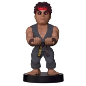 Evil Ryu (Street Fighter) Controller / Phone Holder Cable Guy