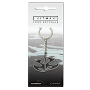 Hitman Metal Symbol Key Ring