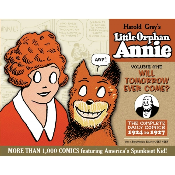 Complete Little Orphan Annie Volume 1