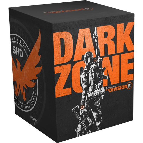 The Division 2 Dark Zone Collector's Edition Xbox One Game (with Bonus DLC)