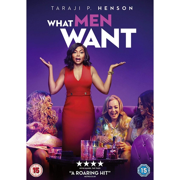 What Men Want DVD