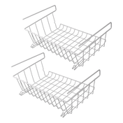 Under Shelf Storage Baskets - Set of 2 | M&W IHB USA (NEW)