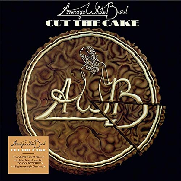 Average White Band - Cut The Cake Coloured  Vinyl