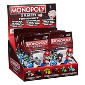 Monopoly Gamer Mario Kart Power Packs (24 Packs) Board Game
