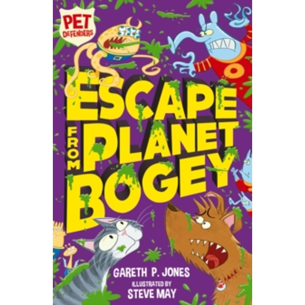 Escape from Planet Bogey by Gareth P. Jones (Paperback, 2017)