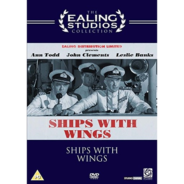 Ships With Wings DVD