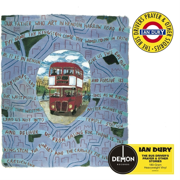 Ian Dury - The Bus Driver's Prayer & Other Stories Vinyl