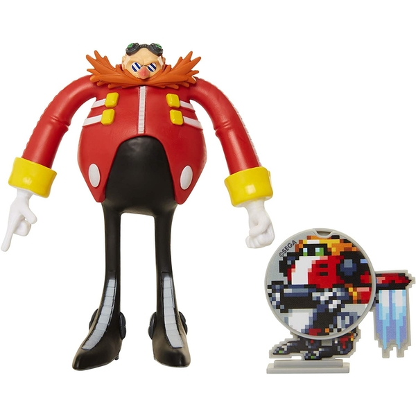 Eggman (Sonic The Hedgehog) Action Figure