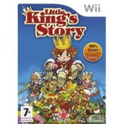 Ex-Display Little Kings Story Game Wii Used - Like New