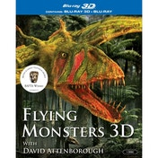Flying Monsters Blu-ray