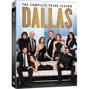 Dallas - Season 3 DVD