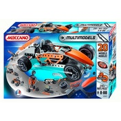 Meccano Multimodels 20 Models - Race Car