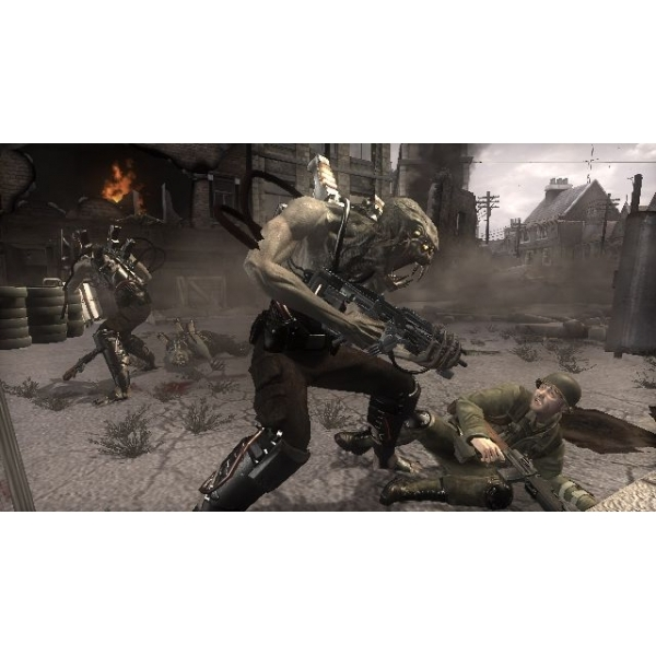 Resistance 2 Game (Platinum) PS3 - Image 3