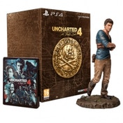 Uncharted 4 A Thief's End Libertalia Collector's Edition PS4 Game